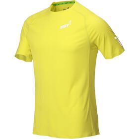 inov-8 Base Elite SS Shirt Herre yellow